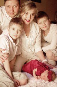 Rodina Lysakových