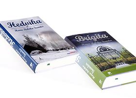 Mé knihy-blíží se vydání 3. knihy